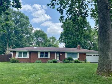 Photo one of 4845 N Lasalle St Indianapolis IN 46205 | MLS 21775322