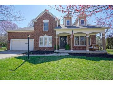 Photo one of 10351 Dolphin Ln Indianapolis IN 46256 | MLS 21775329