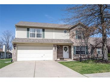 Photo one of 5980 Woodmill Dr Fishers IN 46038 | MLS 21775344