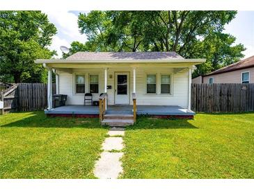 Photo one of 2173 N Drexel Ave Indianapolis IN 46218 | MLS 21775359