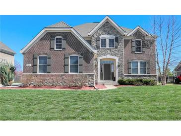 Photo one of 9824 Soaring Eagle Ln Fishers IN 46055 | MLS 21775403