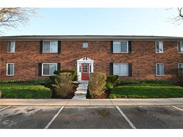 Photo one of 6417 Park Central Dr # D Indianapolis IN 46260   MLS 21775421