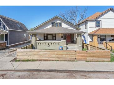 Photo one of 820 N Parker Ave Indianapolis IN 46201 | MLS 21775473