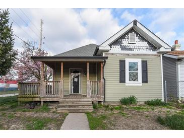 Photo one of 348 S Walcott St Indianapolis IN 46201 | MLS 21775475