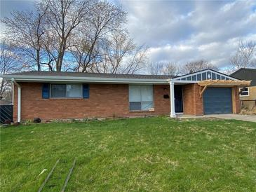 Photo one of 3547 Maura Ln Indianapolis IN 46235 | MLS 21775532