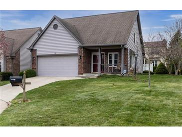 Photo one of 10 Calumet Ct Zionsville IN 46077 | MLS 21775547