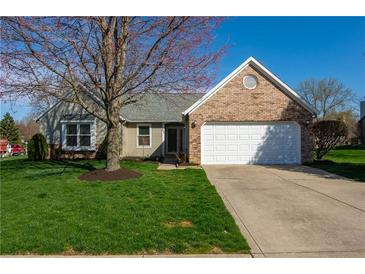 Photo one of 7400 Stamford Ct Fishers IN 46038 | MLS 21775563