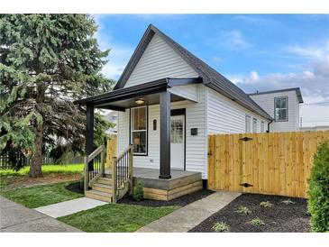 Photo one of 1418 Kennington St Indianapolis IN 46225 | MLS 21775580