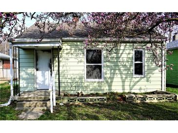 Photo one of 2733 S Roena St Indianapolis IN 46241 | MLS 21775591