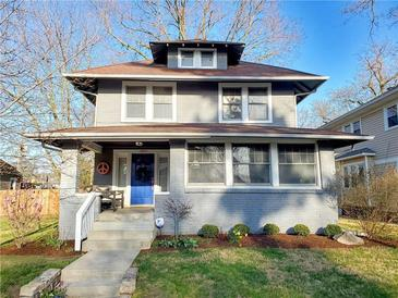 Photo one of 3857 Broadway St Indianapolis IN 46205 | MLS 21775598