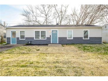 Photo one of 3513 Allison Ave Indianapolis IN 46224 | MLS 21775605