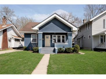 Photo one of 4841 Guilford Ave Indianapolis IN 46205   MLS 21775613