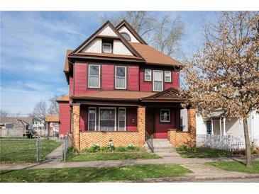 Photo one of 34 Jefferson Ave Indianapolis IN 46201 | MLS 21775620