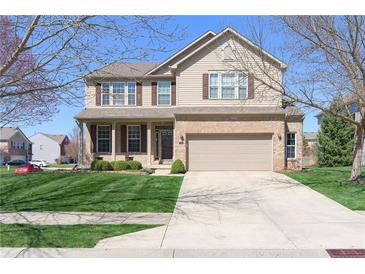 Photo one of 11212 Catalina Dr Fishers IN 46038 | MLS 21775706