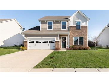 Photo one of 10286 Mcclain Dr Brownsburg IN 46112   MLS 21775723