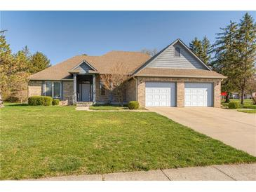 Photo one of 9952 E Heather Hills Rd Indianapolis IN 46229 | MLS 21775738