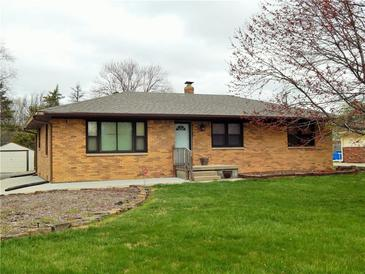 Photo one of 7800 E Vermont St Indianapolis IN 46219   MLS 21775745