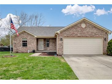 Photo one of 1235 Autumn Dr Mooresville IN 46158 | MLS 21775749