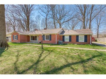 Photo one of 4260 Melbourne Rd Indianapolis IN 46228 | MLS 21775798