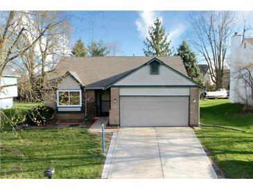 Photo one of 5809 Buck Rill Dr Indianapolis IN 46237 | MLS 21775812