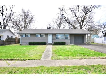 Photo one of 1613 Franklin Dr Plainfield IN 46168 | MLS 21775820