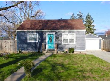 Photo one of 2333 N Goodlet Ave Indianapolis IN 46222   MLS 21775840