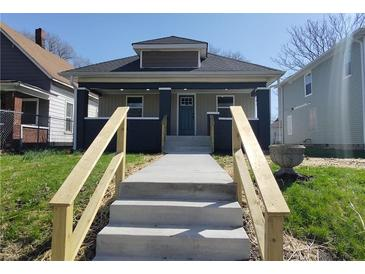 Photo one of 1343 N Gale St Indianapolis IN 46201 | MLS 21775883