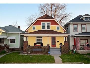 Photo one of 922 Sanders St Indianapolis IN 46203 | MLS 21775941