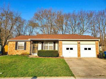 Photo one of 6836 Littleton Dr Indianapolis IN 46221   MLS 21775993