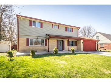 Photo one of 7151 E Hiner Ln Indianapolis IN 46219 | MLS 21776044