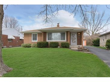 Photo one of 5420 Wayne Dr Indianapolis IN 46229 | MLS 21776049