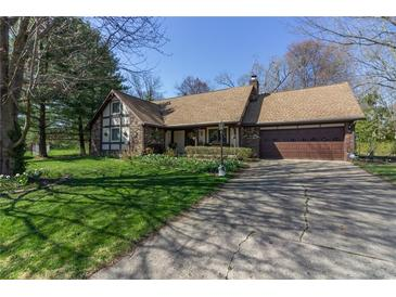 Photo one of 3828 Clubhouse Ct Greenwood IN 46142 | MLS 21776100