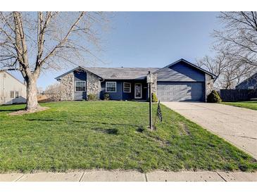 Photo one of 136 Foxwood Dr Brownsburg IN 46112 | MLS 21776109