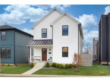 Photo one of 1715 Carrollton Ave Indianapolis IN 46202 | MLS 21776184