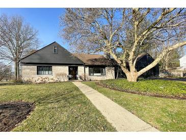 Photo one of 6902 Warwick Rd Indianapolis IN 46220 | MLS 21776197