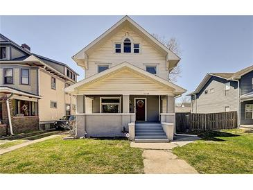 Photo one of 2338 N Alabama St Indianapolis IN 46205 | MLS 21776301
