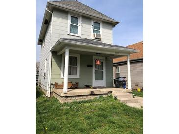 Photo one of 1438 S Illinois Indianapolis IN 46225 | MLS 21776317