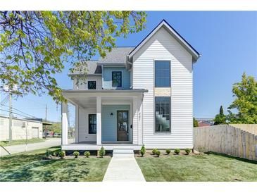 Photo one of 1661 Cornell Ave Indianapolis IN 46202 | MLS 21776326