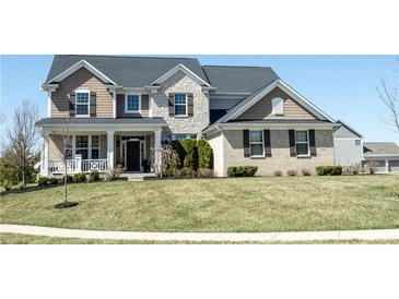 Photo one of 4232 Liston Dr Carmel IN 46074 | MLS 21776333