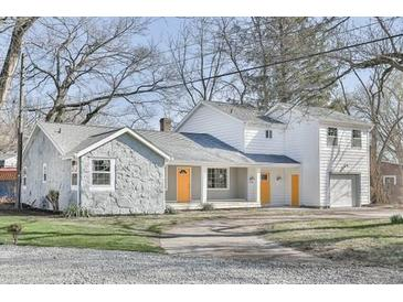 Photo one of 108 Northshore Blvd Anderson IN 46011   MLS 21776399