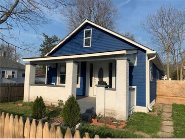 Photo one of 1145 N Mount St Indianapolis IN 46222   MLS 21776425