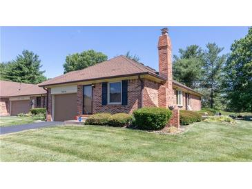 Photo one of 6210 Apache Ct Indianapolis IN 46254 | MLS 21776426