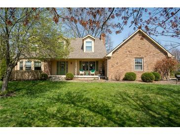 Photo one of 112 Creekside Ln Fishers IN 46038 | MLS 21776439