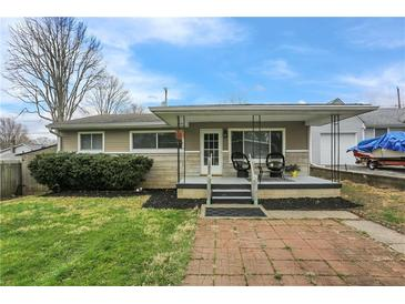 Photo one of 1518 S Butler Ave Indianapolis IN 46203 | MLS 21776451