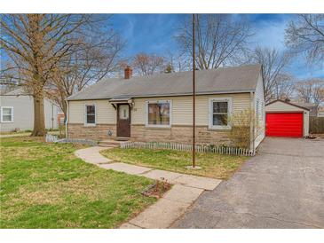 Photo one of 483 S Somerset Ave Indianapolis IN 46241 | MLS 21776458