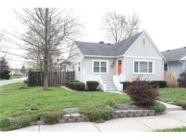 Photo one of 1335 N Euclid Ave Indianapolis IN 46201 | MLS 21776508