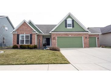 Photo one of 9675 Brooks Dr McCordsville IN 46055 | MLS 21776555