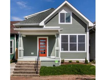 Photo one of 245 Dickson St Indianapolis IN 46202 | MLS 21776561