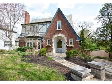 Photo one of 7045 Central Ave Indianapolis IN 46220 | MLS 21776566