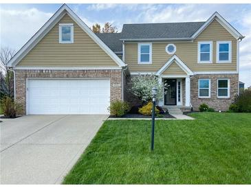 Photo one of 11240 Echo Grove Ct Indianapolis IN 46236 | MLS 21776589